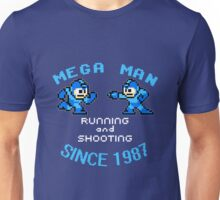 MEGA MAN ROCKMAN GAME Unisex T-Shirt