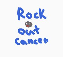 Rock Out Cancer Unisex T-Shirt