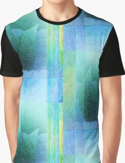 Mermaid Tail Abstract 2 Graphic T-Shirt