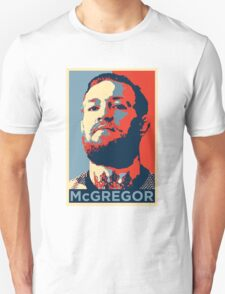 Conor McGregor Face Unisex T-Shirt