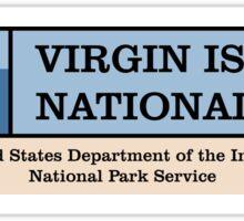 Virgin Islands National Park Sticker