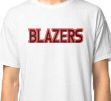 BLAZERS - Smile Design 2016 Classic T-Shirt