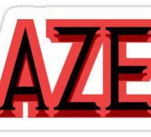 BLAZERS - Smile Design 2016 Sticker