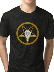 Goat of Mendes Tri-blend T-Shirt