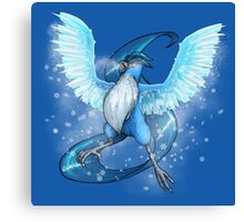 Articuno BITTER FROST Edition Canvas Print