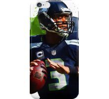 Russell Wilson iPhone Case/Skin