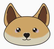 Cute dingo - Australian animal design One Piece - Long Sleeve