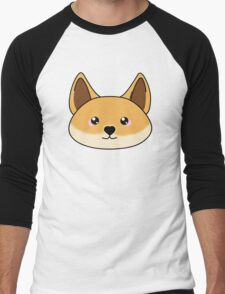 Cute dingo - Australian animal design Men's Baseball ¾ T-Shirt