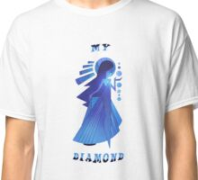 My Diamond, Blue Diamond!  Classic T-Shirt