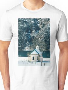 Church By The Achensee Unisex T-Shirt