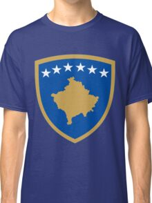 Kosovo Coat of Arms Classic T-Shirt