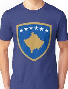 Kosovo Coat of Arms Unisex T-Shirt