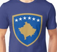 Kosovo Coat of Arms Unisex T-Shirt