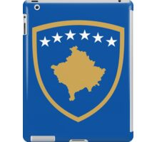 Kosovo Coat of Arms iPad Case/Skin