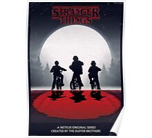 Stranger Things - Fan Art by Luke Ormsby Art Poster