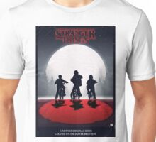 Stranger Things - Fan Art by Luke Ormsby Art Unisex T-Shirt