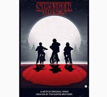 Stranger Things - Fan Art by Luke Ormsby Art Unisex T-Shirt