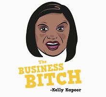 The Business Bitch - Kelly Kapoor Womens Fitted T-Shirt