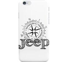 Women's Jeep Compass T-shirt iPhone Case/Skin