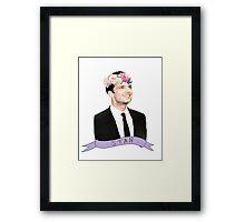 Stan - FC Framed Print