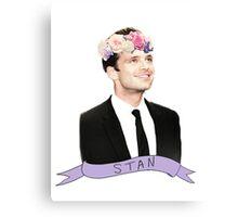 Stan - FC Canvas Print