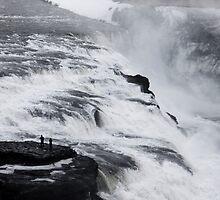 Gullfoss (Golden Falls) by mountedpixels