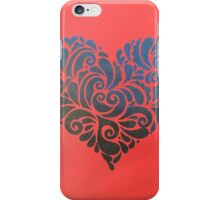 My Bruised Heart iPhone Case/Skin
