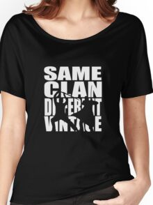 Same Clan, different vintage Women's Relaxed Fit T-Shirt