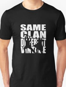 Same Clan, different vintage T-Shirt