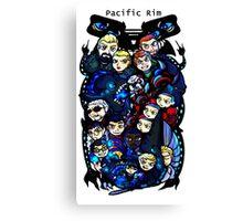Pacific Rim Canvas Print