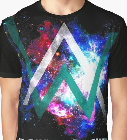 alan galaxy Graphic T-Shirt