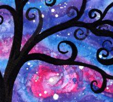 Under the Milky Way Sticker