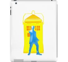 Doctor Who New Doctor iPad Case/Skin