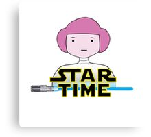 STAR TIME Canvas Print