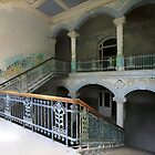 Historical Hospital for Women by Angelika  Vogel