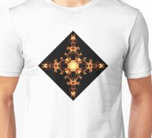 Fire Cross Unisex T-Shirt