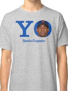 YO - Yoenis Cespedes Classic T-Shirt