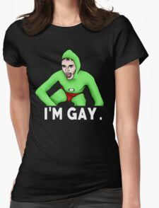 I'm Gay - IDubbbz Womens Fitted T-Shirt