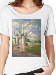 Castle of Dreams Women's Relaxed Fit T-Shirt