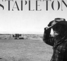 CHRIS STAPLETON - TRAVELLER Sticker