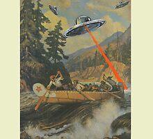 When Explorers Collide by David Irvine