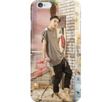 BAP yongguk iPhone Case/Skin
