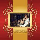 Jamie & Claire-Elegant frame by Sassenach616