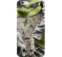 Withered Heart - Nature Photography iPhone Case/Skin