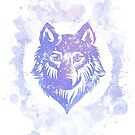 White Wolf by SJ-Graphics