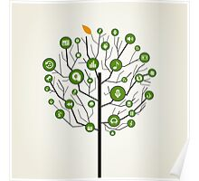 Musical tree9 Poster