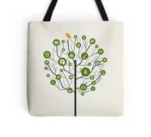 Musical tree9 Tote Bag
