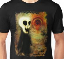Halloween Skull Dude Unisex T-Shirt