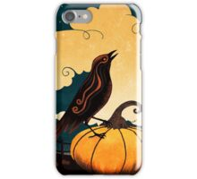 Halloween Is In The Air iPhone Case/Skin