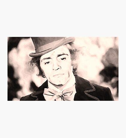 Cheer Up Charlie, Willy Wonka / Charles Manson Photographic Print
